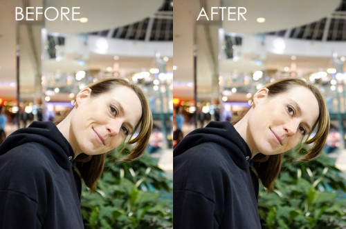 Tutorial: 2-Minute Photoshop Tools for Better Portraits